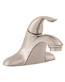 Gerber 0040071BN - Single Handle Lavatory Faucet Metal Touch Down, Viper, Brushed Nickel