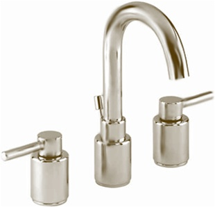Wicker Park 43-091-BN Brushed Nickel Widespread Lavatory Faucet