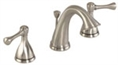 Gerber 43-371-BN Abigail™ Two Handle Widespread Lavatory Faucet, Brushed Nickel