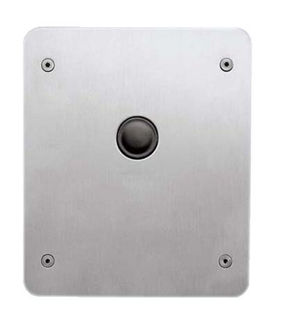 Gerber 44 910 Electronic Toilet Control In Wall Flush
