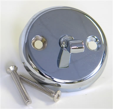 Gerber 97 130 Face Plate For Pop Up And Trip Lever Bath