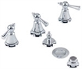 Gerber - BIDET FITTING TRIM KIT - CHROME