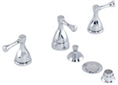 Gerber - ABIGAIL BIDET TRIM - CHROME