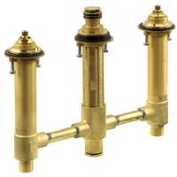 "Gerber GH-400-PK Roman Tub 10"" Rough-In Valve Pak"