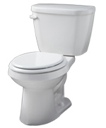 10 Inch Rough Toilet