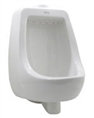 Gerber HE-27-735 North Point 0.5gpf Urinal Washout Back Spud (White)