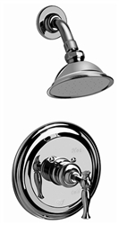Graff G-7115 - Traditional Pressure Balancing Shower Set (Rough & Trim)