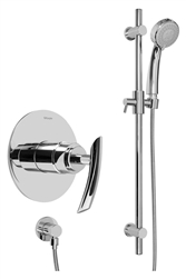 Graff G-7276 - Contemporary Pressure Balancing Shower Set w/Handshower (Rough & Trim)