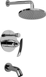 Graff G-7280 - Contemporary Pressure Balancing Tub & Shower Set (Rough & Trim)