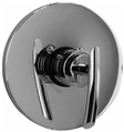 Graff G-8035-LM24S - Tranquility STAMPED Trim Plate with Handle