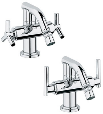 Grohe 24017 Atrio Replacement Parts