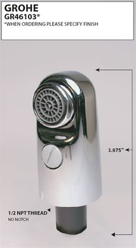 Grohe 46 103 Spray Head