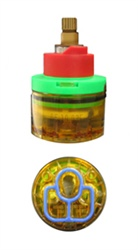 Import 17300 - Ceramic Disc Valve Cartridge