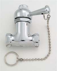 Jaclo 2222 Brass Self Closing Pull-Chain Valve