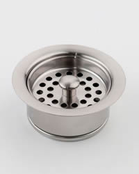 Jaclo 2827 Disposal Flange with Strainer