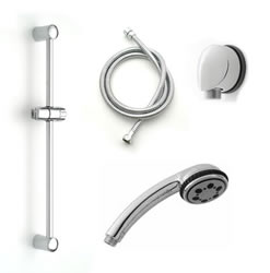 Jaclo 352-429-401 Leticia Hand Shower and Wall Bar Kit - With Supply Elbow