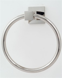 Jaclo 4280 Cubix Towel Ring