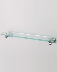 Jaclo 4840-GS-24 Jaylen Traditional Glass shelf