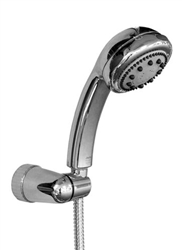 Jaclo 52-438 FRESCIA Hand Shower and Adjustable Wall Mount Kit