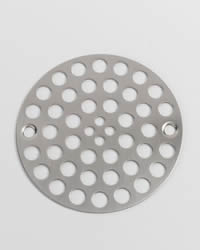 Jaclo 6238 4-inch Shower Drain Plate with Screws