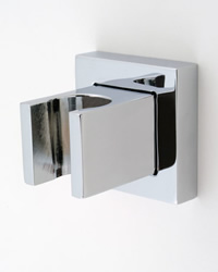 Jaclo 8749 Cubix Stationary Wall Mount for Handshower