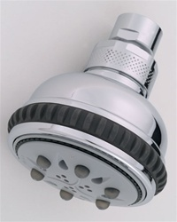 Jaclo S128 Serena Multifunction Shower Head with Nebulizing Mist