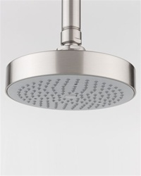 Jaclo S166-1.75 Dinamico 5-1/2-inch Low Flow Shower Head with 142 Sprays - 1.75 GPM