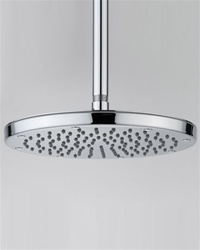 Jaclo S178 Krysta 10-inch Shower Head with 125 Rubber Nibs