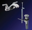 Kissler - 77-1190 - Dominion Lavatory Faucet with Pop Up