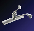 Kissler - 77-1800 - Dominion Kitchen Faucet less Spray