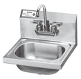 Krowne HS-22 - 16-inch Wide Hand Sink with Heavy Duty Faucet