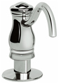 Meridian 2079100 - Soap/Lotion Dispenser (Solid Brass Construction) - Polished Chrome