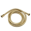 Moen A726P - 69-inch Polished Brass Metal Shower Hose