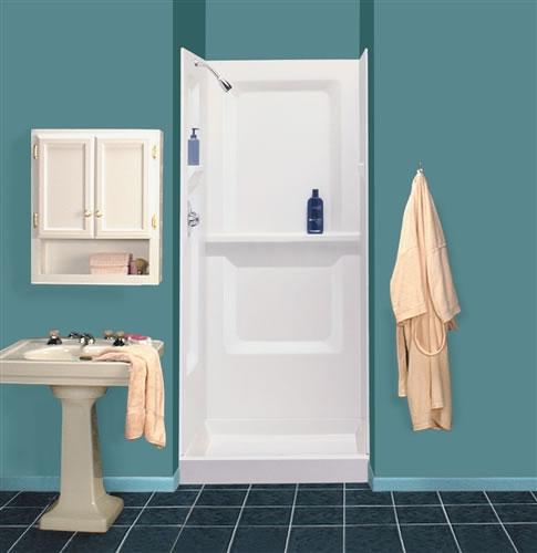 Mustee 732 DURAWALL® Fiberglass Shower Wall