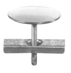 Pasco - 1275 - 1-3/4-inch SS FAUCET HOLE COVER (Qty 100)