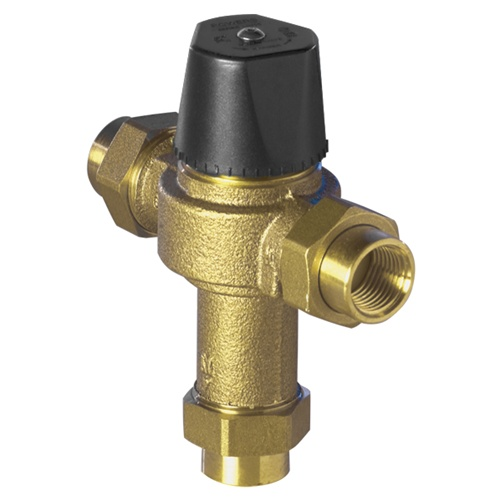 Powers Hydroguard 174 Series Lm496 Thermostatic Tempering Valves
