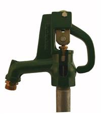 Prier Products - C-250-5 - 5 Bury Variable Flow Ground Hydrant