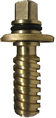 Prier Products - C-634KT-809 - Worm Drive Assembly for new style C-634