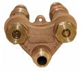Prier Products - C-754N04 - 4-inch Heavy Commercial Mixing Hydrant with Self Draining Vacuum Breaker/Backflow Preventor