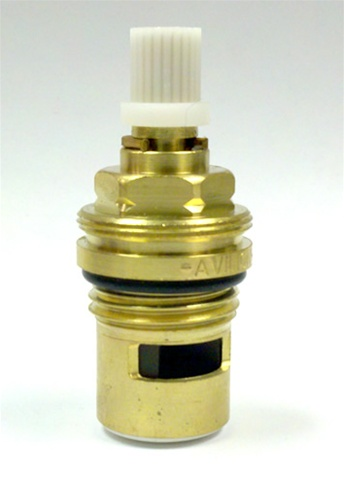 Rohl 9 13195 Perrin Amp Rowe 1 2 Quot Low Lead Cartridge Quarter Turn Clockwise Opening For