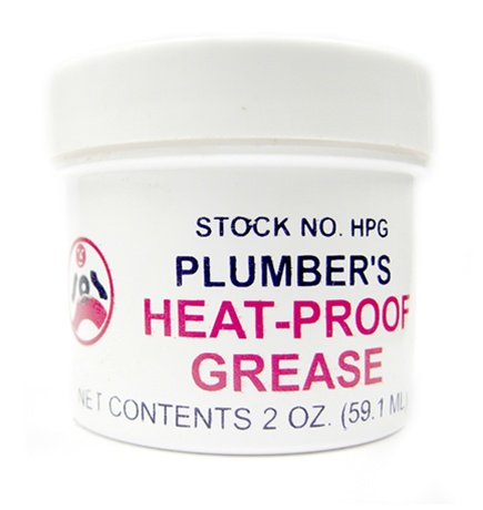 SOS Products - Plumber\'s Heat Proof Grease