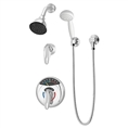 Symmons 1-117VT-FS Safetymix Visu-Temp Shower