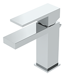 Symmons SLS-3612 Duro Single Handle Faucet