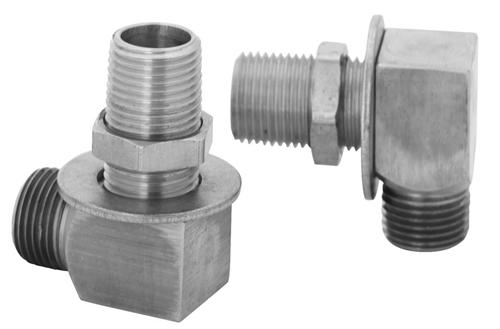 T S Brass Part 014061 40 Inlet Kit Wall Mount 1 2 Npt Male X