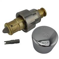 T&S Brass - 238AH - Metering Cartridge with Handle - Hot Index
