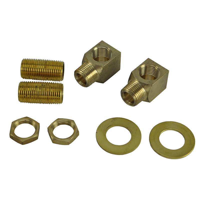 T&S Brass B-0230-K Wall Mounted Faucet Installation Kit