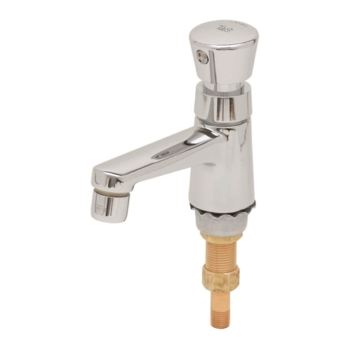 T Amp S Brass B 0712 Push Button Metering Faucet