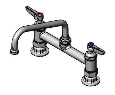 T/&S Brass B-2280-060X Faucet
