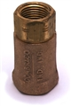 T&S Brass - B-CVV3-4 - Check Valve, 3/4-inch NPT Female, Vertical
