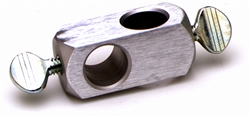 T&S Brass - BL-9000-10 - Clamp with Slip Holes for 3/4-inch Diameter Rod